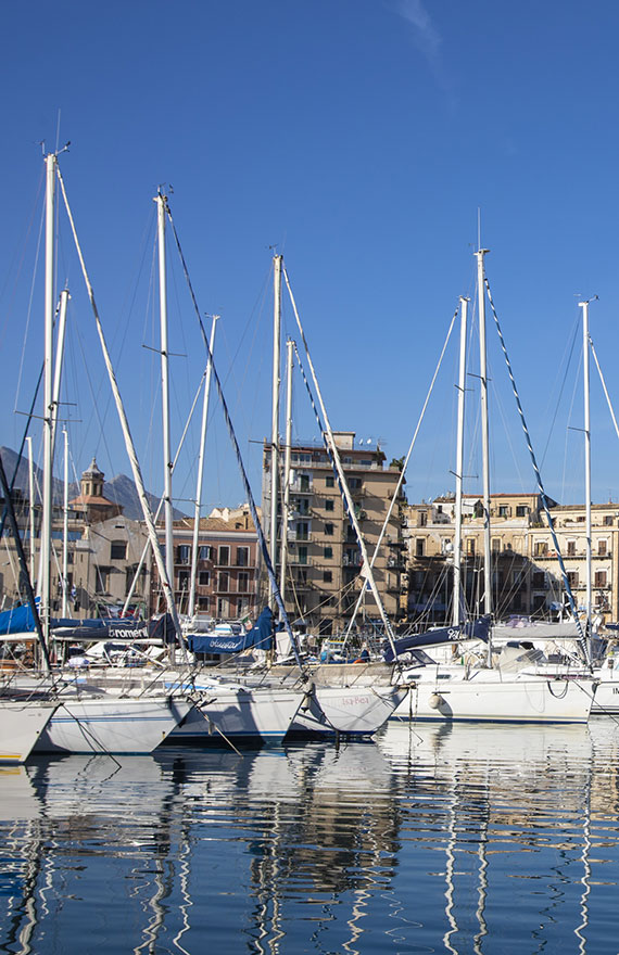 Palazzo Sovrana - Escursione in barca