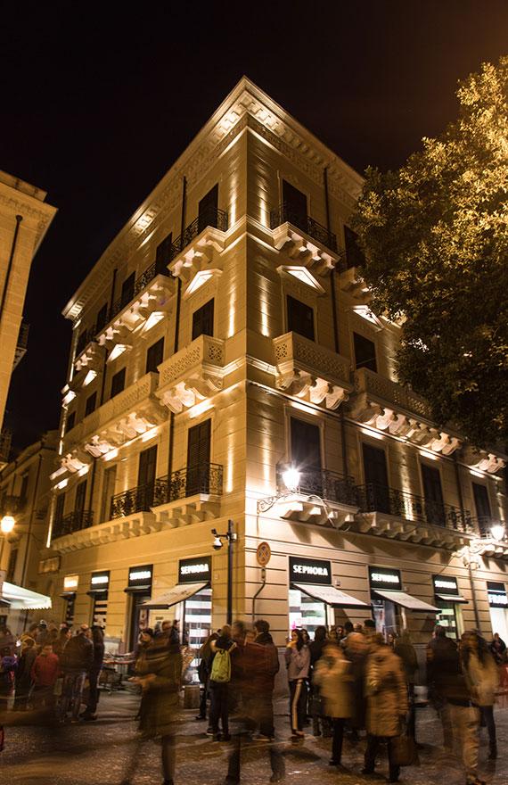 Palazzo Sovrana - Experience