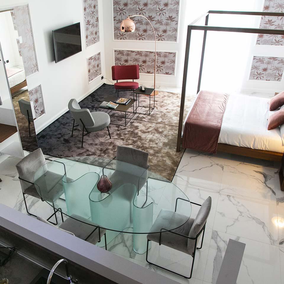 Palazzo Sovrana - Loft apartments