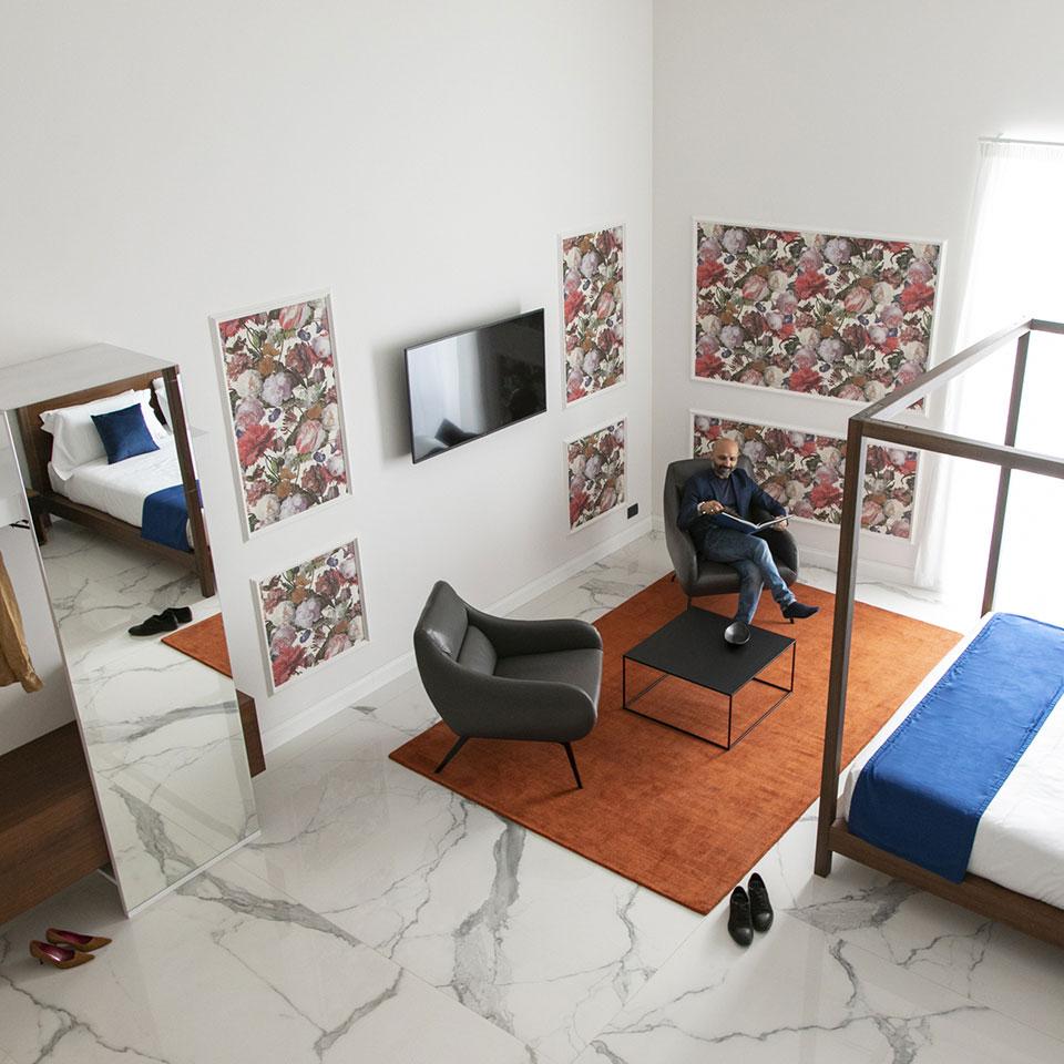 Palazzo Sovrana - Flower Loft