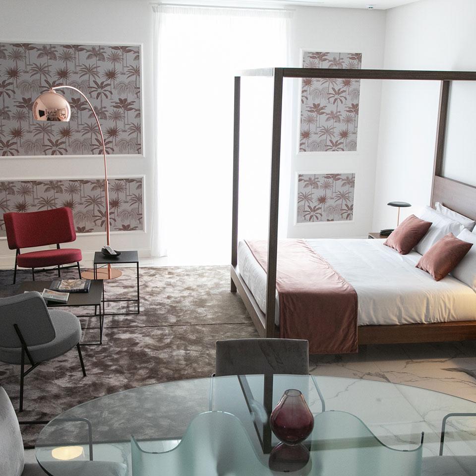 Palazzo Sovrana - Studio apartments